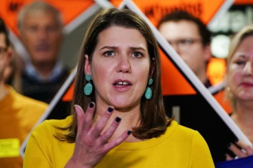 Jo Swinson tipped to lose her seat after disastrous campaign for Lib Dem leader