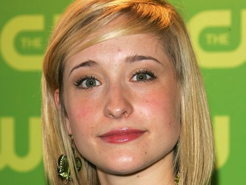 Former 'Smallville' star Allison Mack arrested on allegations of involvement with an alleged sex cult