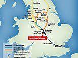 MPs issue scathing attack on the soaring £100billion cost of HS2