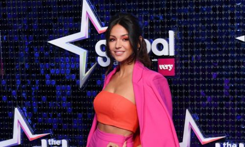 Michelle Keegan 'pulls out of Saturday Kitchen Live to stick to isolation rules' and stay at home