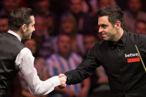 Ronnie O'Sullivan reveals close relationship with Mark Selby: 'He's my favourite guy on the circuit'