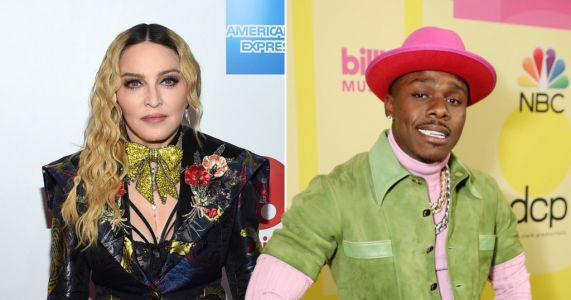 Madonna drops some truths about living with HIV/AIDS as she denounces DaBaby's 'hateful' comments