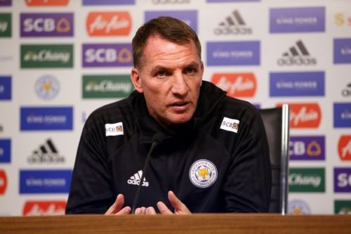 Brendan Rodgers issues hands-off warning to Man Utd over James Maddison transfer