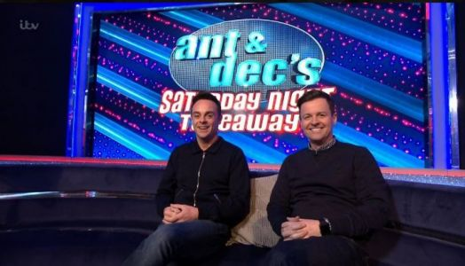 Ant and Dec will host Saturday Night Takeaway finale from their sofas due to coronavirus lockdown