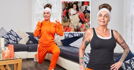 Shoplifter gran who made £2,000,000 becomes lockdown personal trainer