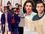 Willy Wonka prequel 'under way for 2023 release asTom Holland or Timothee Chalamet may star'