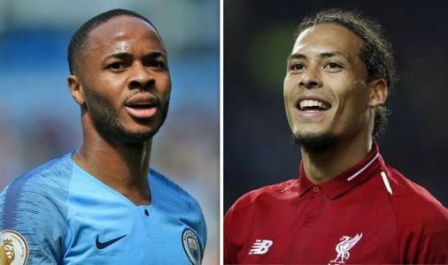 Liverpool star Virgil van Dijk BEATS Raheem Sterling to PFA Player of the Year award