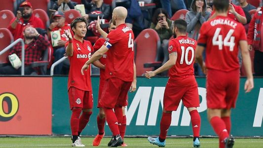 Toronto FC survive Rapids on Osorio's winner