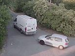 Insurance fraudster who claimed car was stolen caught after CCTV shows the car being towed away