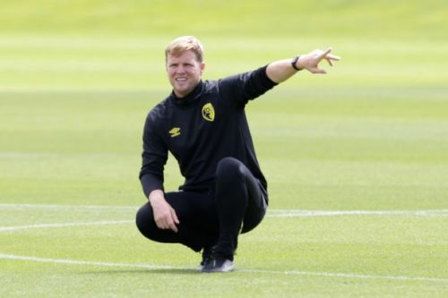 Eddie Howe labeled Celtic 'perfect fit' by his former player Marvin Bartley
