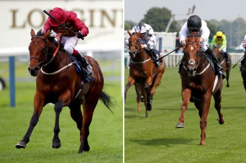 Top two-year-old's The Lir Jet and Method set for Middle Park clash at Newmarket