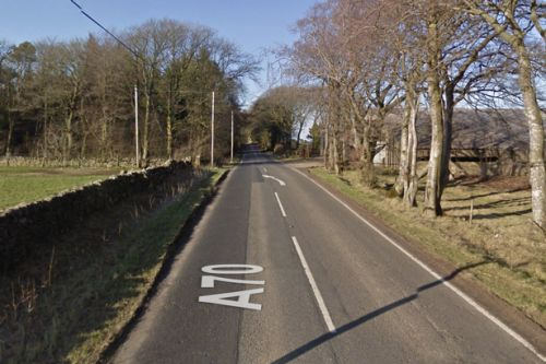 Three people hurt as firefighters free victims from two-car crash in West Calder