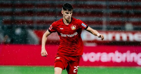 Voller talks up €80m Chelsea target Havertz and says no Covid-19 discount