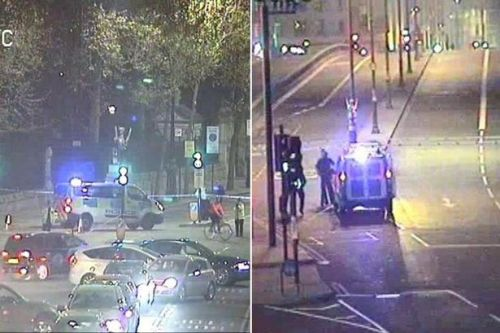 London Blackfriars Bridge and station closed due to reports of suspicious vehicle on the underpass