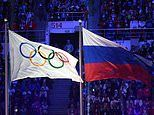 Russia is BANNED from global sporting events including 2020 Tokyo Olympics over doping