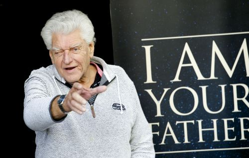 'Star Wars' icon David Prowse died after two-week coronavirus battle