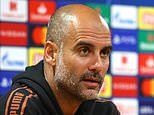 Pep Guardiola urges Man City to seize 'once in a lifetime' opportunity for Champions League glory
