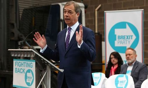 Nigel Farage in blast at Ukip's 'thugs and extremists'