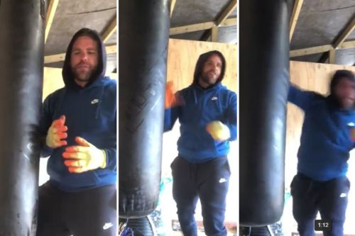 Billy Joe Saunders reveals hate mail wishing his kids were dead over 'wifebeating' video as he donates £25k to charity