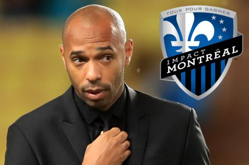 Thierry Henry named Montreal Impact manager as Arsenal legend gets chance to impress in MLS after Monaco horror show