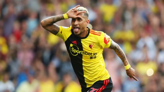 Arsenal give up two-goal lead in Watford draw