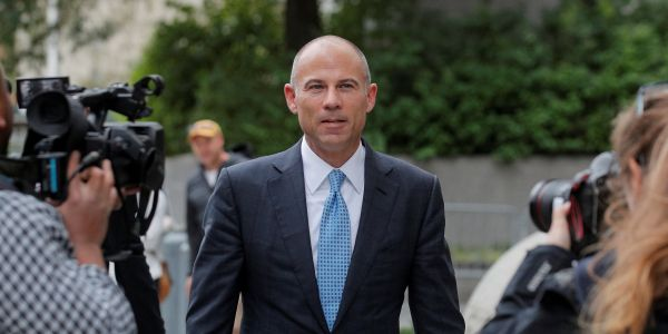 Stormy Daniels' former lawyer Michael Avenatti has been arrested and accused of money laundering while awaiting trial on fraud charges