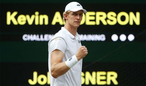 Kevin Anderson BEATS John Isner to reach Wimbledon final after SIX-HOUR thriller
