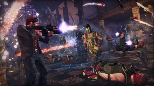Saints Row: The Third remaster has been leaked by a ratings board