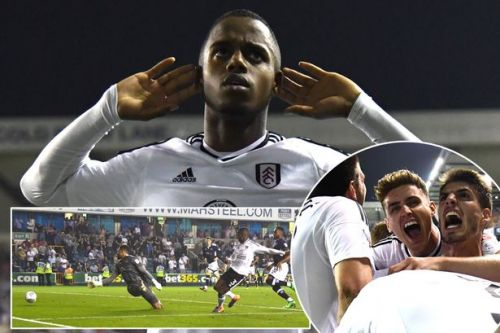 Millwall 0-3 Fulham: Ryan Sessesgnon continues meteoric rise with match-winning display at Lions
