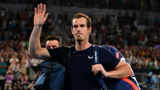Andy Murray: the final goodbye from Britain's tennis star?