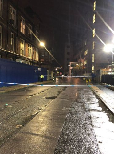 Whitechapel stabbing - man fighting for life after being knifed repeatedly in East London