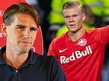 Red Bull Salzburg chief claims it's 'too soon' for Erling Braut Haaland to leave for Man United
