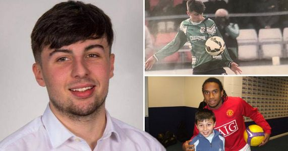 Footballer, 19, killed himself after telling parents 'see you on the other side'