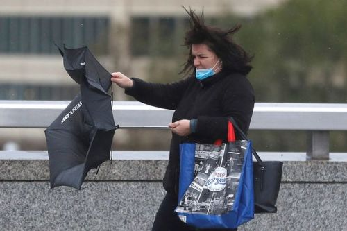 UK weather: 'Wind storms' and heavy rain to hit Britain with snow on the way