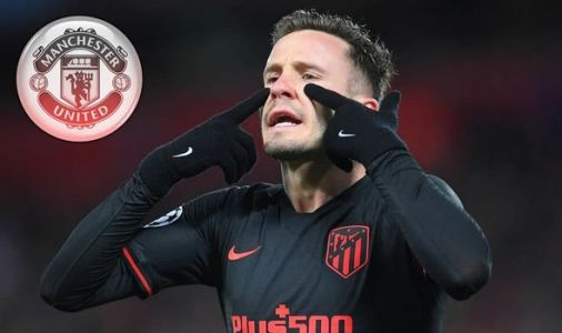 Man Utd target Saul Niguez sparks transfer speculation with cryptic tweet