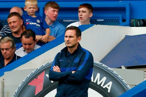 Frank Lampard attempts to save Chelsea's season with desperate double sub