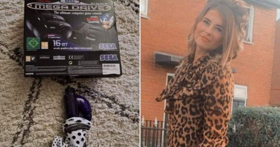 Mum selling son's game console mortified after buyer finds her sex toy stuffed inside