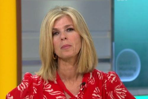 Kate Garraway urges GMB viewers to wear face masks to prevent spread of COVID-19