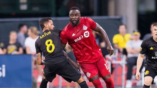 Altidore salvages point for Toronto against Columbus