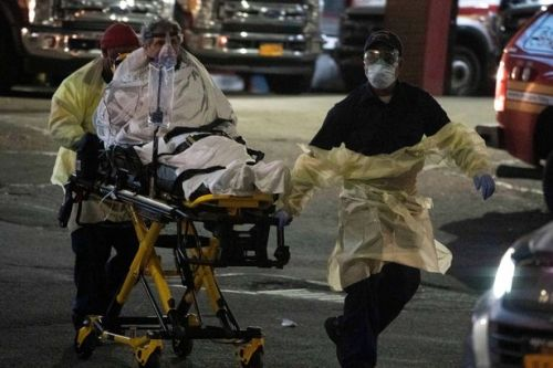 Coronavirus 'worse than 9/11' as it kills one every 9 minutes in New York