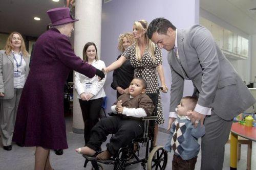 Katie Price shares throwback to meeting with the Queen in 95th birthday tribute