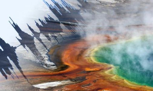 Yellowstone volcano: 84 EARTHQUAKES strike supervolcano park - 12 hit AT ONCE