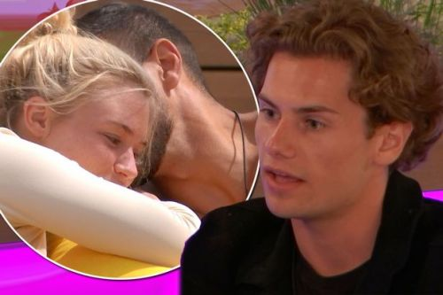 Love Island's Tommy and Lucie rock the villa with flirty behaviour before dramatic recoupling