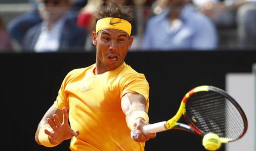 Rafael Nadal beats Alexander Zverev in Italian Open final THRILLER