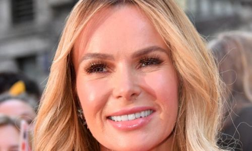 Amanda Holden twins with daughter Hollie in sweet new exercise video