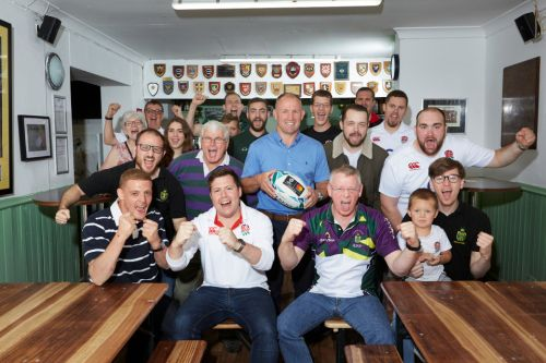 The Mastercard Team Award club makeover has been won by Mitcham & Carshalton RUFC