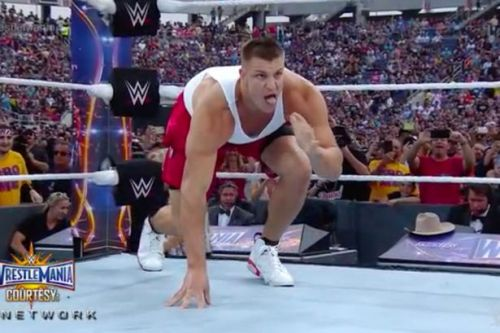 Rob Gronkowski retirement leads WWE fans to expect big announcement