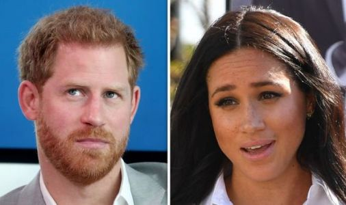 How 'bored Harry ignored Meghan Markle at friend's wedding leaving her to make the effort'