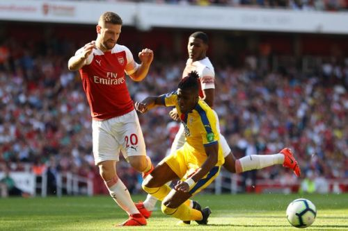 Unai Emery defends Shkodran Mustafi despite Arsenal man's Crystal Palace blunders