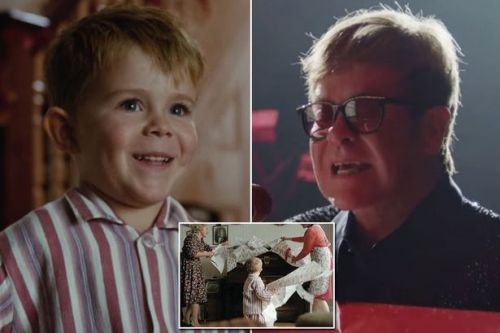 'Too much Elton John and not enough Christmas': fans react to John Lewis advert